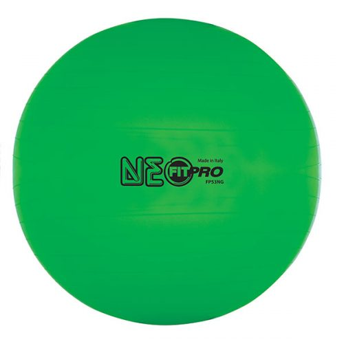 Champion Sports FP53NG 53 cm Fitpro Training & Exercise Ball Neon Green