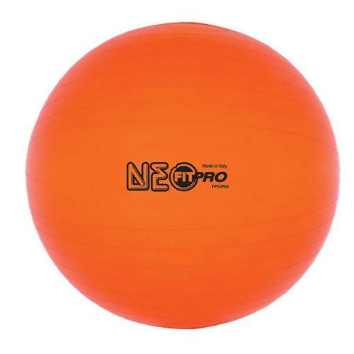 Champion Sports FP53NO 53 cm Fitpro Training & Exercise Ball Neon Orange