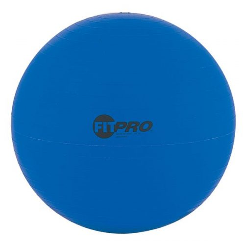 Champion Sports FP95 95 cm Fitpro Training & Exercise Ball Royal
