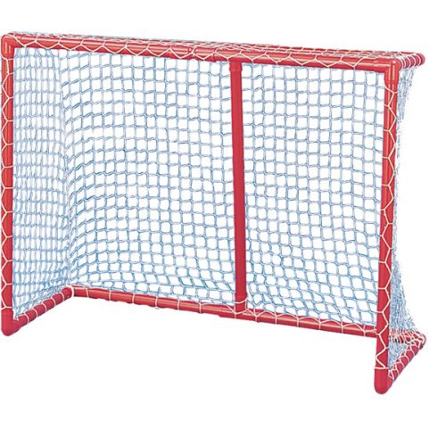 Champion Sports HG30 54 in. Pro Hockey Goal Red & White