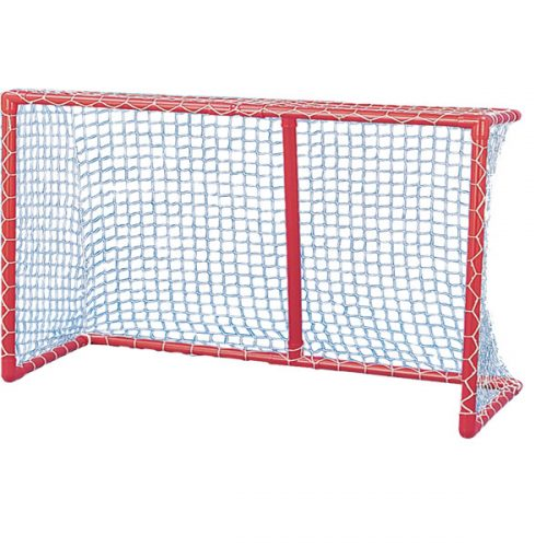 Champion Sports HG40 72 in. Pro Hockey Goal Red & White