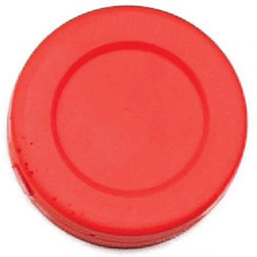 Champion Sports HPS 3 in. Safe Soft Hockey Puck Bright Orange - Pack of 12