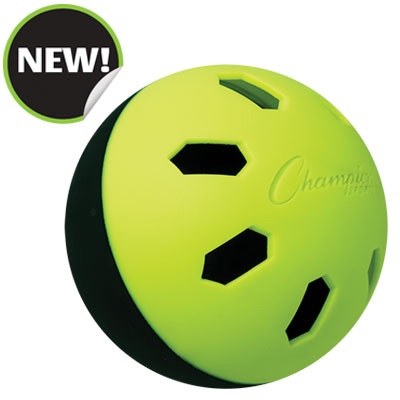 Champion Sports IMPACTSET 89 x 12 x 3 in. Rhino Poly Impact Balls - Set of 12