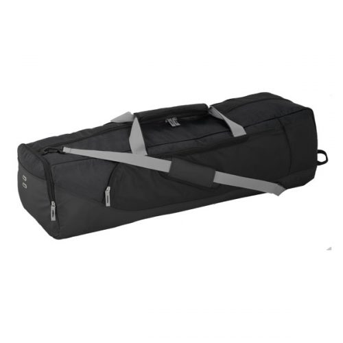 Champion Sports LAXBAGBK Lacrosse Equipment Bag Black