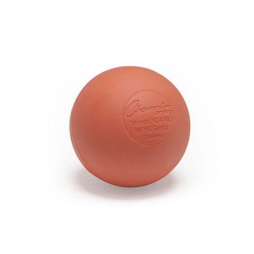 Champion Sports LBLX Low Bounce Lacrosse Ball Orange