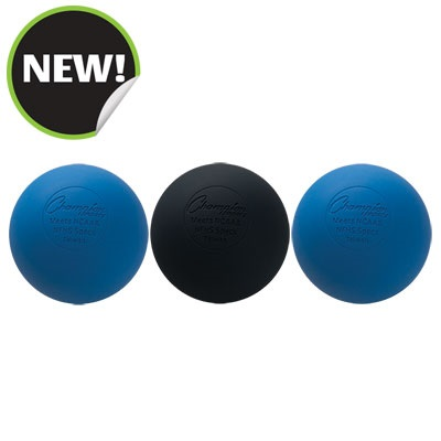 Champion Sports LMB3 2.5 in. Massage Balls - Set of 3