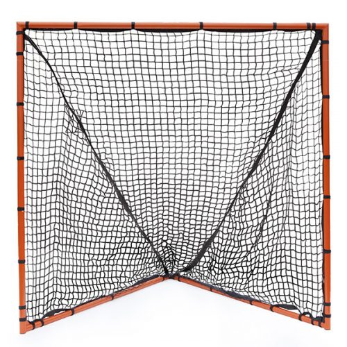 Champion Sports LNGL 6 x 6 ft. Backyard Lacrosse Goal Black
