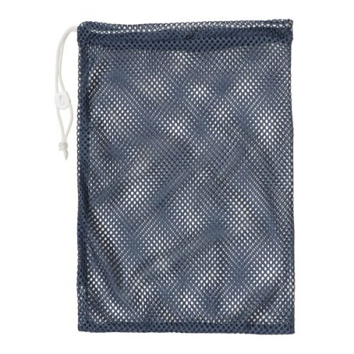 Champion Sports MB18NY 12 x 18 in. Mesh Equipment Bag Navy