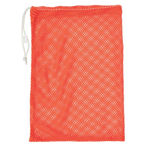 Champion Sports MB18OR 12 x 18 in. Mesh Equipment Bag Orange