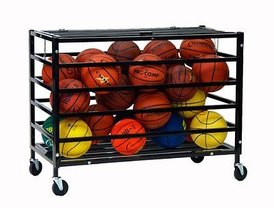 Champion Sports MBLX All Pro Ball Locker Black