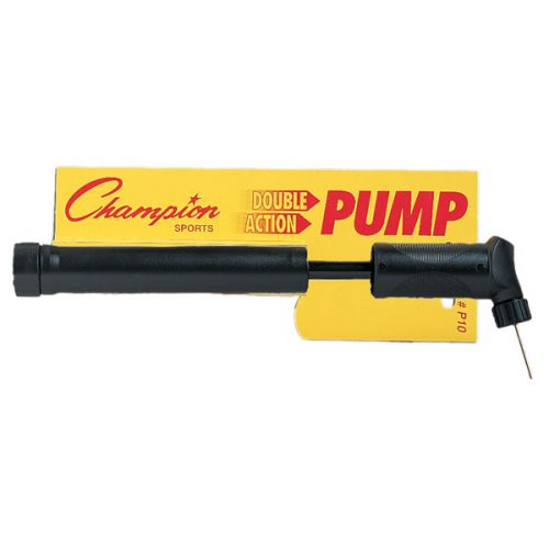 Champion Sports P10 Personal Hand Pump Black