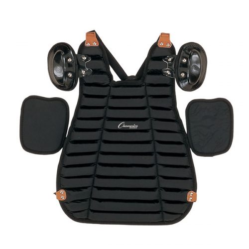 Champion Sports P160 Inside Body Umpire Chest Protector Black