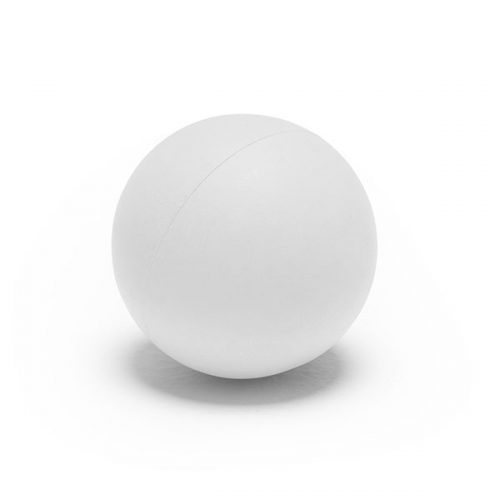 Champion Sports PLW Practice Lacrosse Ball White - Pack of 12