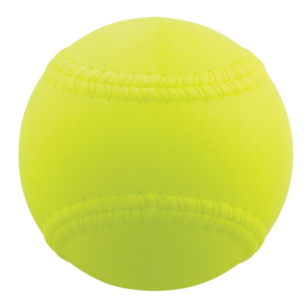 Champion Sports PMB12 12 in. Safety Pitching Machine Softball Optic Yellow - Pack of 12