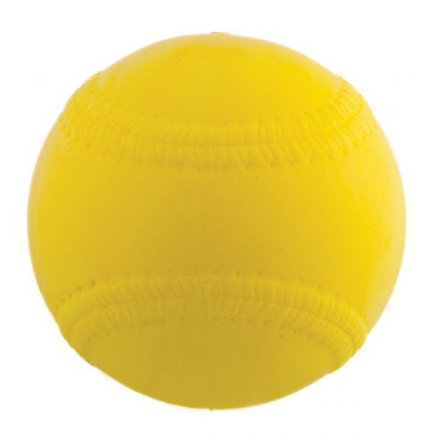 Champion Sports PMB9 9 in. Safety Pitching Machine Baseball Optic Yellow - Pack of 12
