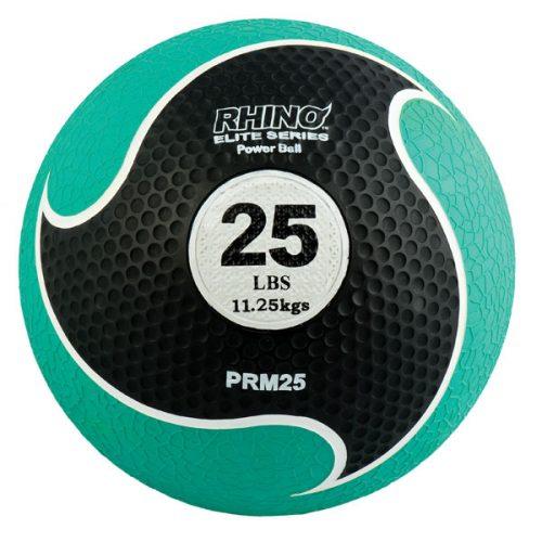 Champion Sports PRM25 25 lbs Rhino Elite Medicine Ball Green