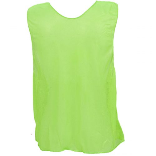 Champion Sports PSAFG Adult Practice Vest Fluorescent Green