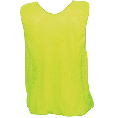 Champion Sports PSANYEL Adult Practice Vest Neon Yellow