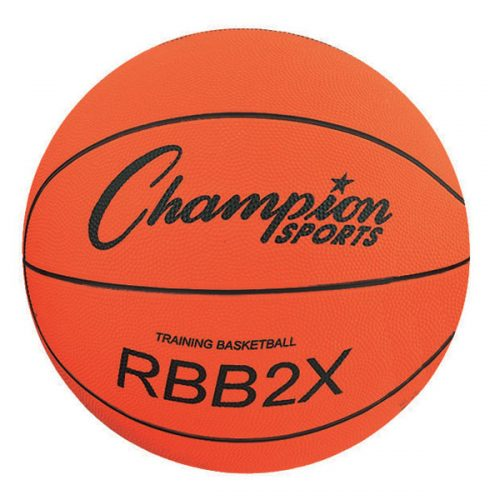 Champion Sports RBB2X 35 in. Basketball Trainer Orange