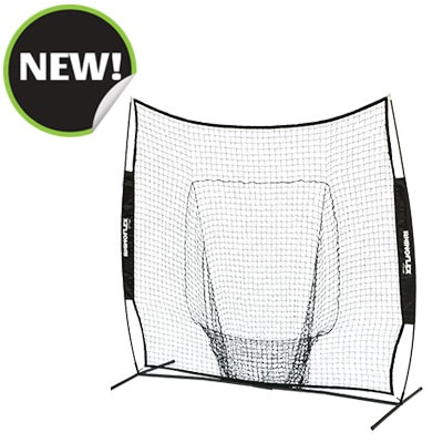Champion Sports RBM77 7 x 7 in. Rhino Portable Training Net