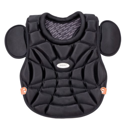 Champion Sports RGCP15BK 15 in. Rhino Series Womens Chest Protector Black