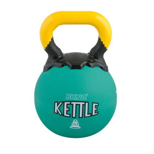 Champion Sports RKB25 25 lbs Rhino Kettle Bell Green