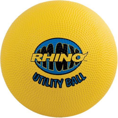 Champion Sports RMX10 10 in. Rhino Max Utility Ball Yellow