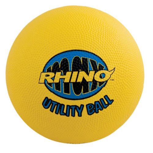 Champion Sports RMX85 8.5 in. Rhino Max Utility Ball Yellow