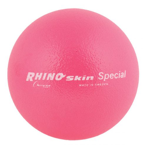 Champion Sports RS85NPK 8.5 in. Rhino Skin Ball Neon Pink
