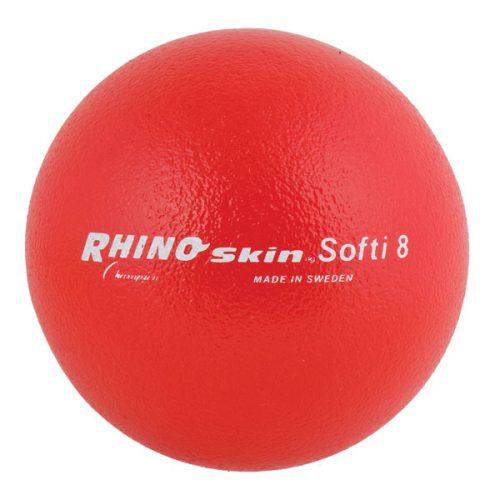 Champion Sports RS89 Rhino Skin Foam Ball Red