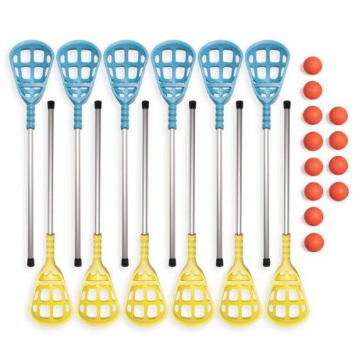 Champion Sports RSLAXSET Rhino Skin Lacrosse Set