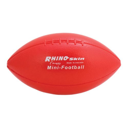 Champion Sports RSMF 8.5 in. Rhino Skin Mini Molded Foam Balls Red