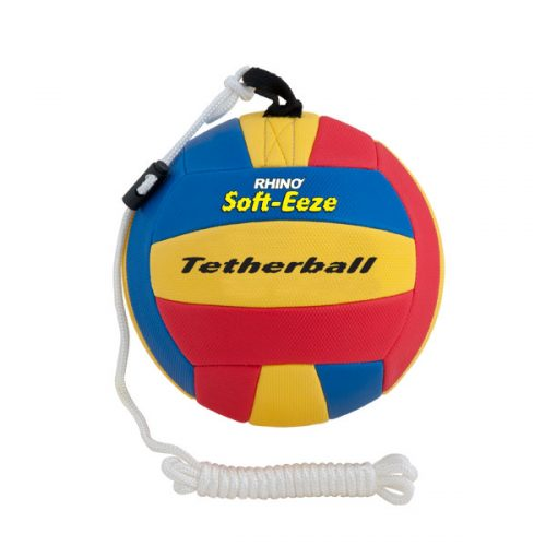 Champion Sports RSTB9 9 in. Rhino Soft Eeze Volleyball Multicolor