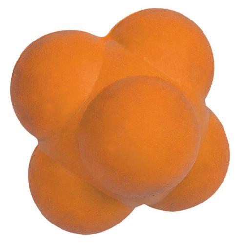 Champion Sports RXB10 4 in. Softball Size Reaction Ball Orange