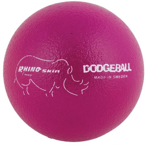Champion Sports RXD6NV 6.3 in. Rhino Skin Ball Neon Purple
