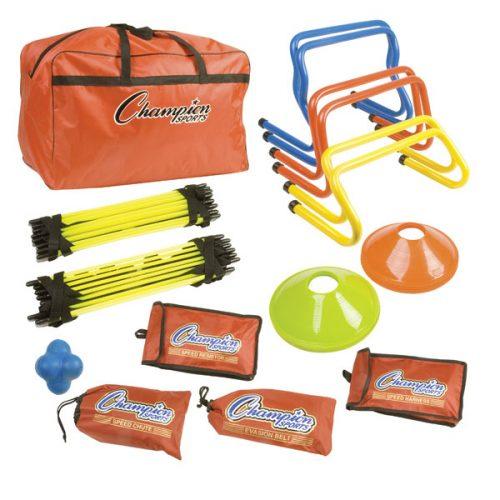 Champion Sports SAGKIT Speed Agility Kit