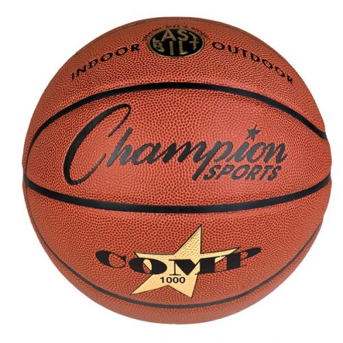 Champion Sports SB1000 29.5 in. Composite Basketballs Orange
