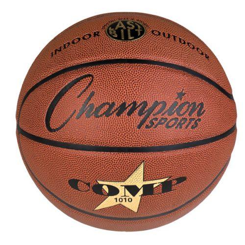 Champion Sports SB1010 28.5 in. Composite Basketballs Orange