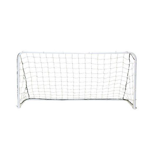 Champion Sports SG63 Easy Fold Soccer Goal White
