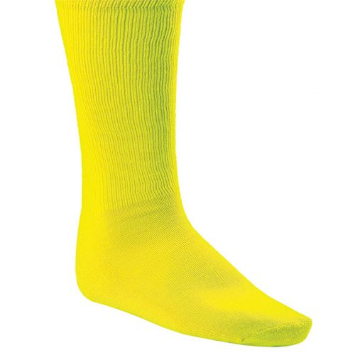 Champion Sports SK2NYL Rhino All Sport Sock Neon Yellow - Medium