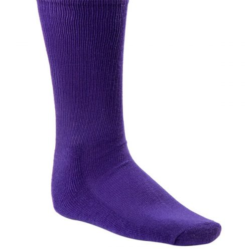 Champion Sports SK3PR Rhino All Sport Sock Purple - Large