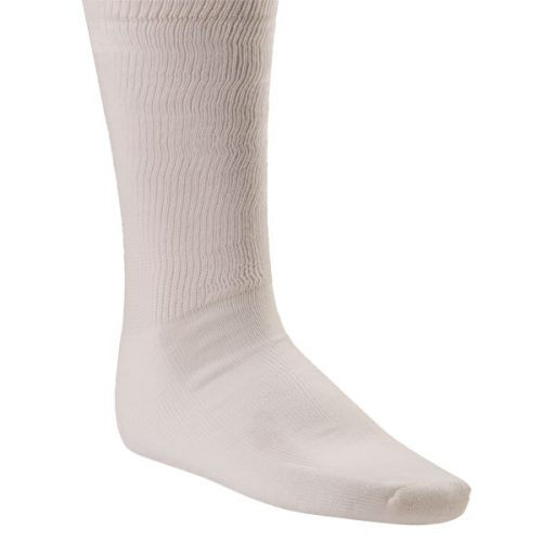 Champion Sports SK3WH Rhino All Sport Sock White - Large