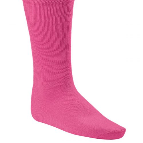 Champion Sports SK4NPK Rhino All Sport Sock Neon Pink - Extra Large