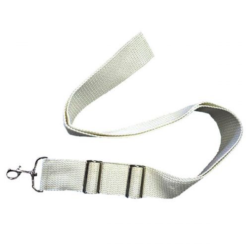 Champion Sports TCS Tennis Center Strap White