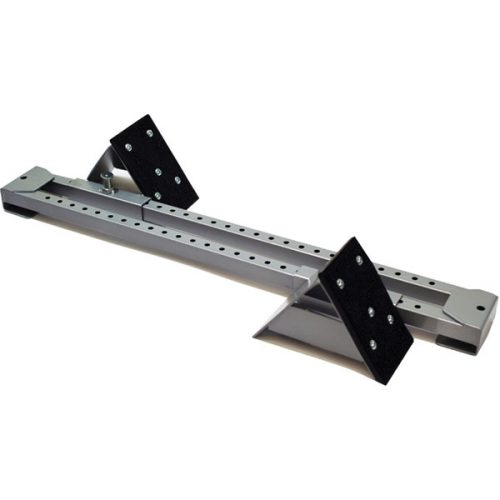 Champion Sports TSB4 Competition Starting Block Silver