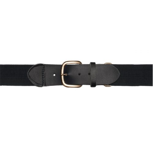 Champion Sports UBBK Adult Baseball & Softball Uniform Belt Black