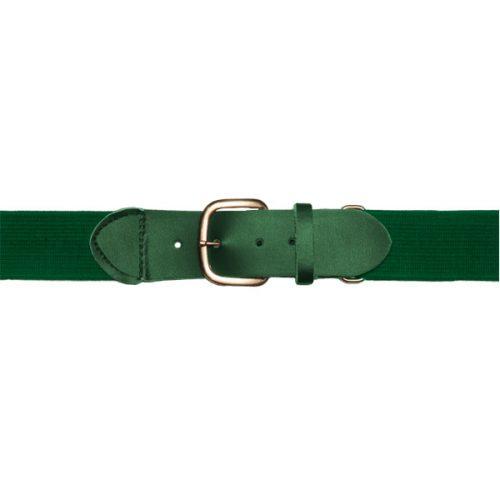 Champion Sports UBDGN Adult Baseball & Softball Uniform Belt Dark Green