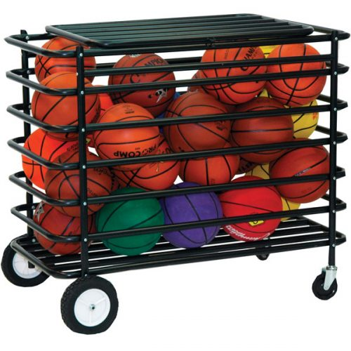 Champion Sports UBX Ultimate Ball Locker Black