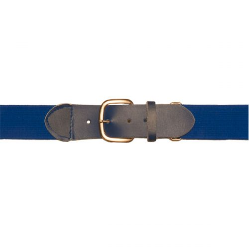 Champion Sports UBYBL Youth Baseball & Softball Uniform Belt Royal Blue