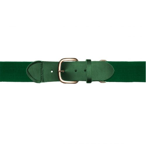 Champion Sports UBYDGN Youth Baseball & Softball Uniform Belt Dark Green